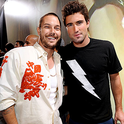SOME LIKE IT 'HOT' photo | Brody Jenner, Kevin Federline