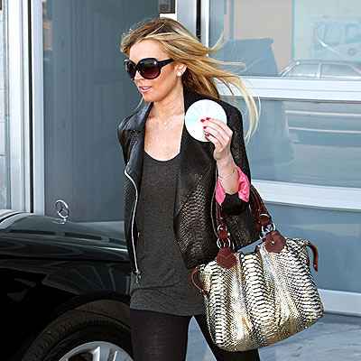 SPIN CYCLE  photo | Lindsay Lohan