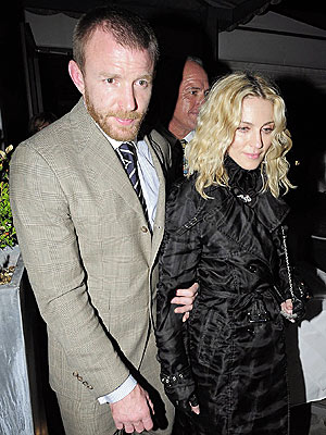 DINERS CLUB photo | Guy Ritchie, Madonna