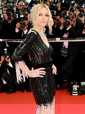 CANNES OPENER photo | Madonna