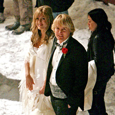 SNOWED IN photo | Jennifer Aniston, Owen Wilson