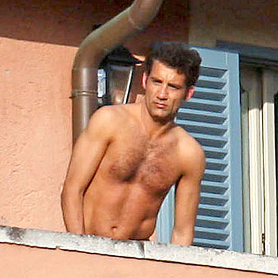NO SHIRT, NO PROBLEM  photo | Clive Owen