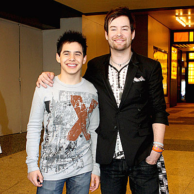 GOODWILL TOUR photo | David Archuleta, David Cook