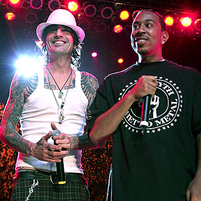 'GREEN' GIANTS photo | Ludacris, Tommy Lee