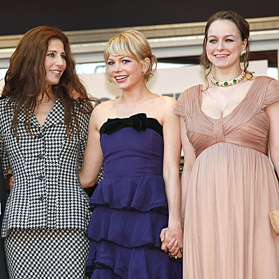 WORK FRIENDS photo | Catherine Keener, Michelle Williams, Samantha Morton