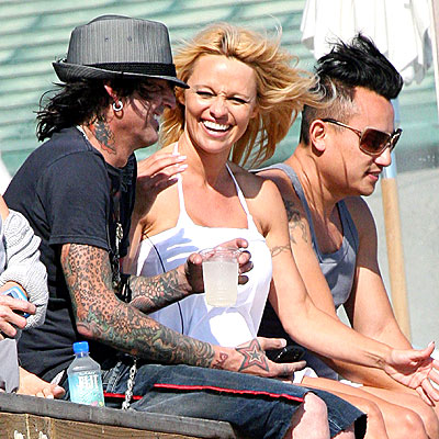 DOCK-SIDERS photo | Pamela Anderson, Tommy Lee