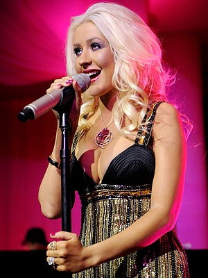'PURE' POP  photo | Christina Aguilera