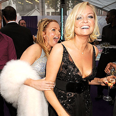 FRIENDSHIP NEVER ENDS  photo | Emma Bunton, Geri Halliwell