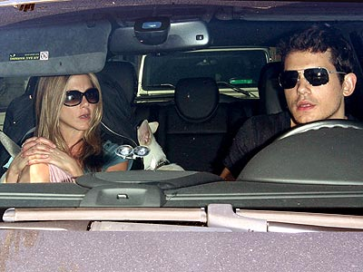 GOING BACK TO CALI photo | Jennifer Aniston, John Mayer