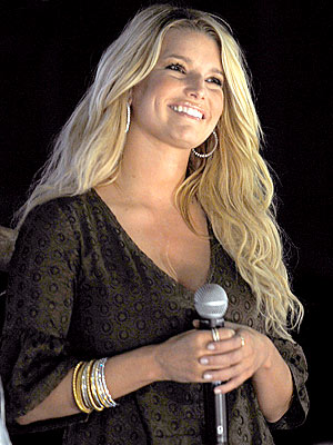 NASHVILLE STAR photo | Jessica Simpson