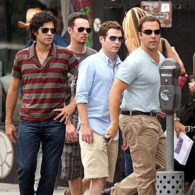 GROUP DYNAMICS photo | Adrian Grenier, Jeremy Piven, Jerry Ferrara, Kevin Connolly, Kevin Dillon