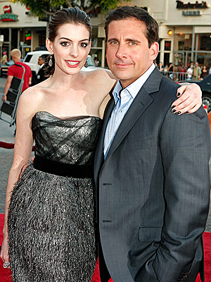FREE AGENTS photo | Anne Hathaway, Steve Carell