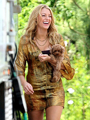 PICK-UP ARTIST  photo | Blake Lively