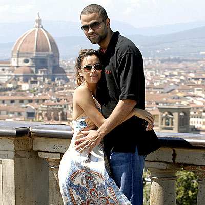 POSTCARD FROM THE EDGE photo | Eva Longoria, Tony Parker
