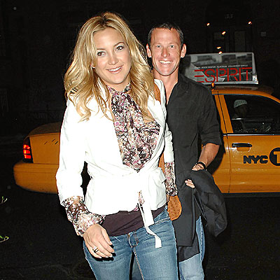 SO HAPPY TOGETHER photo | Kate Hudson, Lance Armstrong