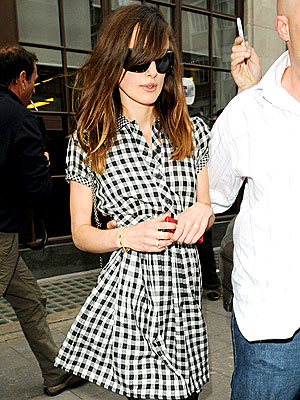 CHECKED MATE photo | Keira Knightley