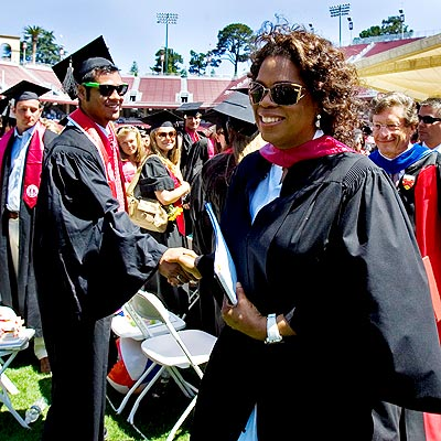 POMP AND CIRCUMSTANCE photo | Oprah Winfrey