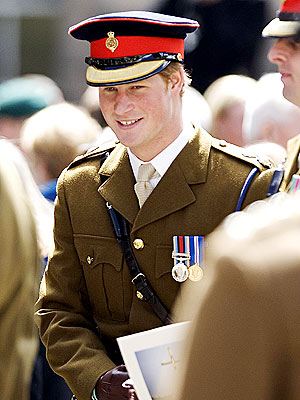 SOLDIER BOY photo | Prince Harry