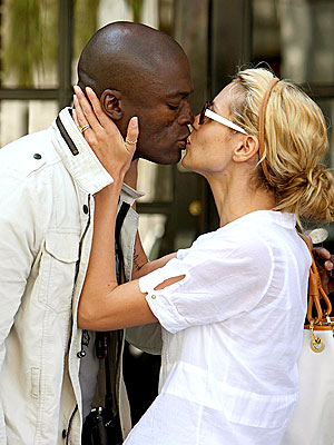 KISSY FACE photo | Heidi Klum, Seal