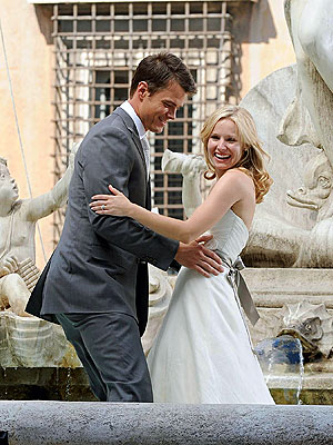 MAKING A SPLASH photo | Josh Duhamel, Kristen Bell