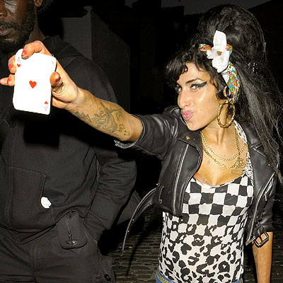 QUEEN OF HEARTS photo | Amy Winehouse