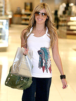 SHOP AROUND photo | Ashley Tisdale