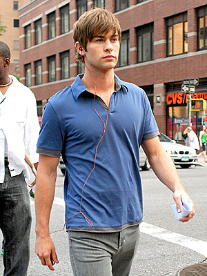 STRUTTING SOUNDTRACK photo | Chace Crawford