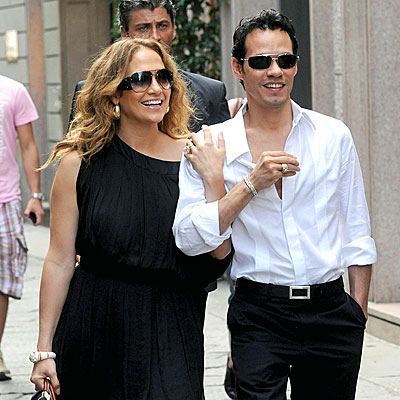 LA DOLCE VITA photo | Jennifer Lopez, Marc Anthony