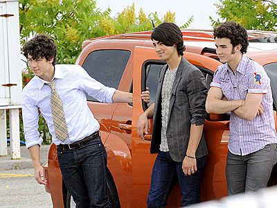 THREE FOR THE ROAD photo | Joe Jonas, Jonas Brothers, Kevin Jonas, Nick Jonas