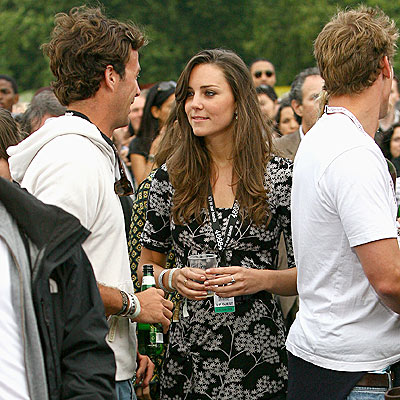 GUESS PASS photo | Kate Middleton