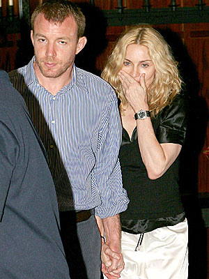 TOGETHER AGAIN photo | Guy Ritchie, Madonna