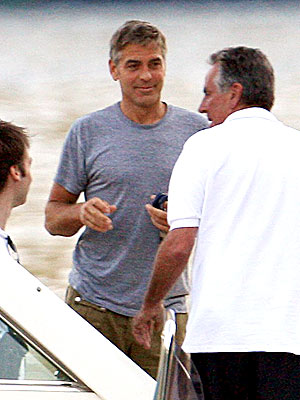 HIT THE DECK photo | George Clooney