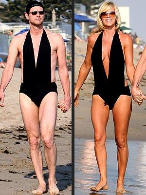 jim carrey300 Tangerini Bikini is a bright