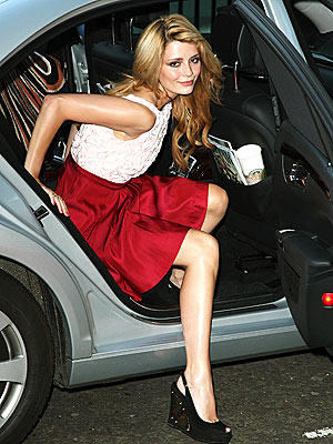 EXIT STRATEGY photo | Mischa Barton