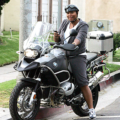 BIG WHEELS photo | Queen Latifah