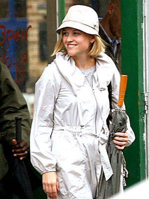 LONDON FOG photo | Reese Witherspoon