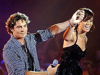 CROSSOVER APPEAL photo | David Bisbal, Rihanna