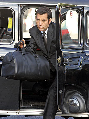 I SPY photo | Clive Owen