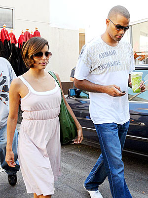 CROPPING UP photo | Eva Longoria, Tony Parker