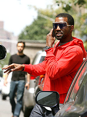 CALLING AHEAD photo | Kanye West