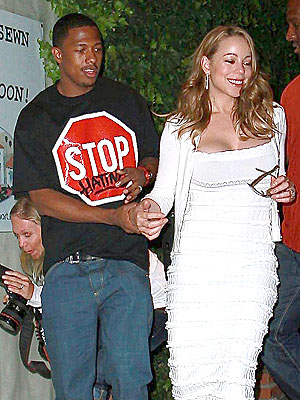 SUPPER STOP photo | Mariah Carey, Nick Cannon