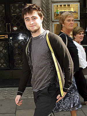 BIRTHDAY BOY photo | Daniel Radcliffe