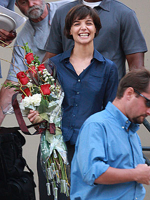 FLOWER POWER photo | Katie Holmes