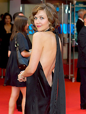 BRINGING SEXY BACK  photo | Maggie Gyllenhaal