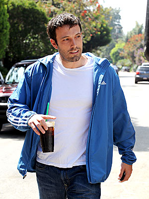 COFFEE BREAK photo | Ben Affleck