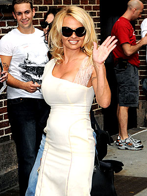 CURVES AHEAD photo | Pamela Anderson