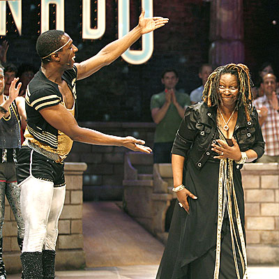 CURTAIN CALL photo | Whoopi Goldberg