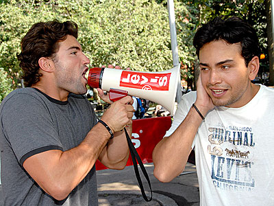 CAN YOU HEAR HIM NOW? photo | Brody Jenner