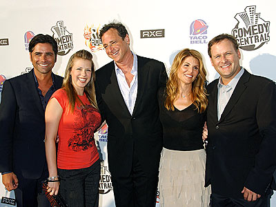 'HOUSE' PARTY photo | Bob Saget, Dave Coulier, Jodie Sweetin, John Stamos, Lori Loughlin
