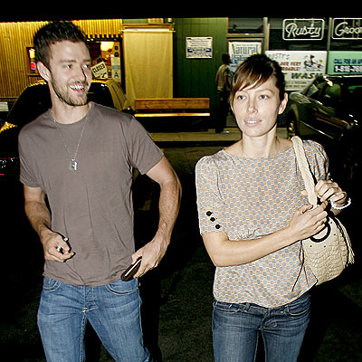 jessica biel and justin timberlake. Photo from quot;Justin Timberlake